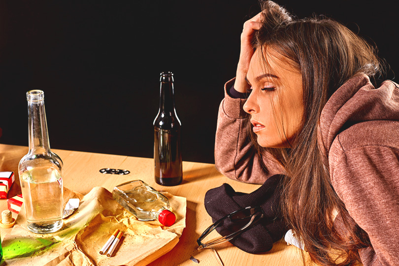 Алкогольный синдром как снять в домашних условиях