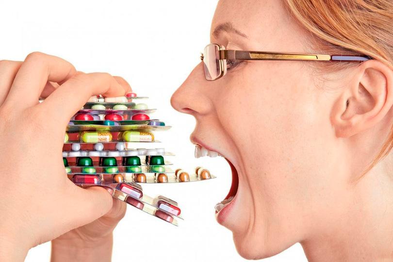 отравление антибиотиками симптомы и лечение