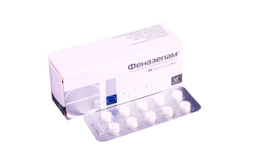 Симптомы и лечение передозировки Феназепамом и ее последствий