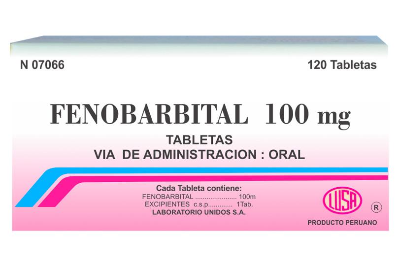 Отравление фенобарбиталом симптомы
