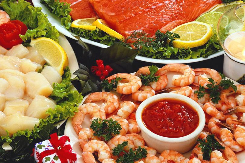 отравление морепродуктами симптомы