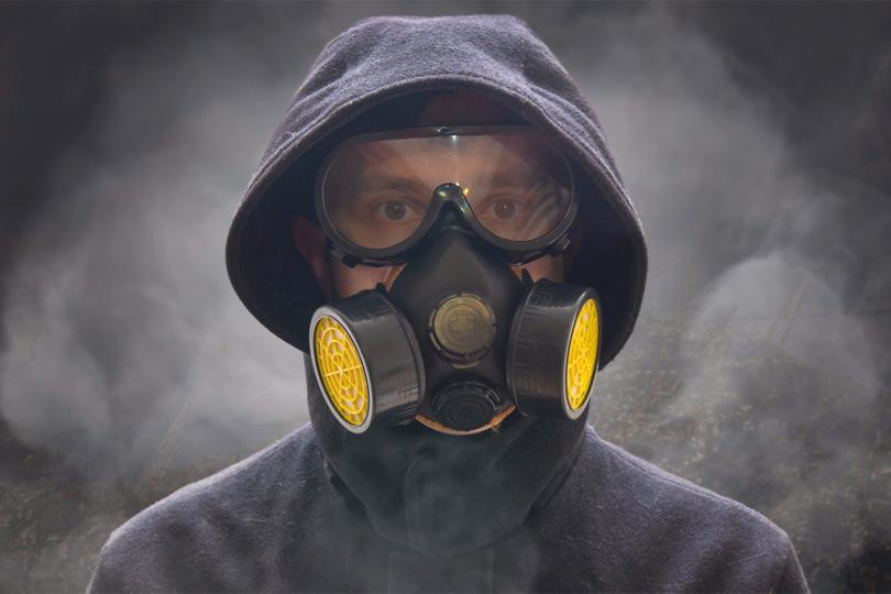 признаки отравления метаном